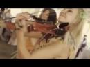 Музыкальная пауза. Две скрипки, две красивые девушки!