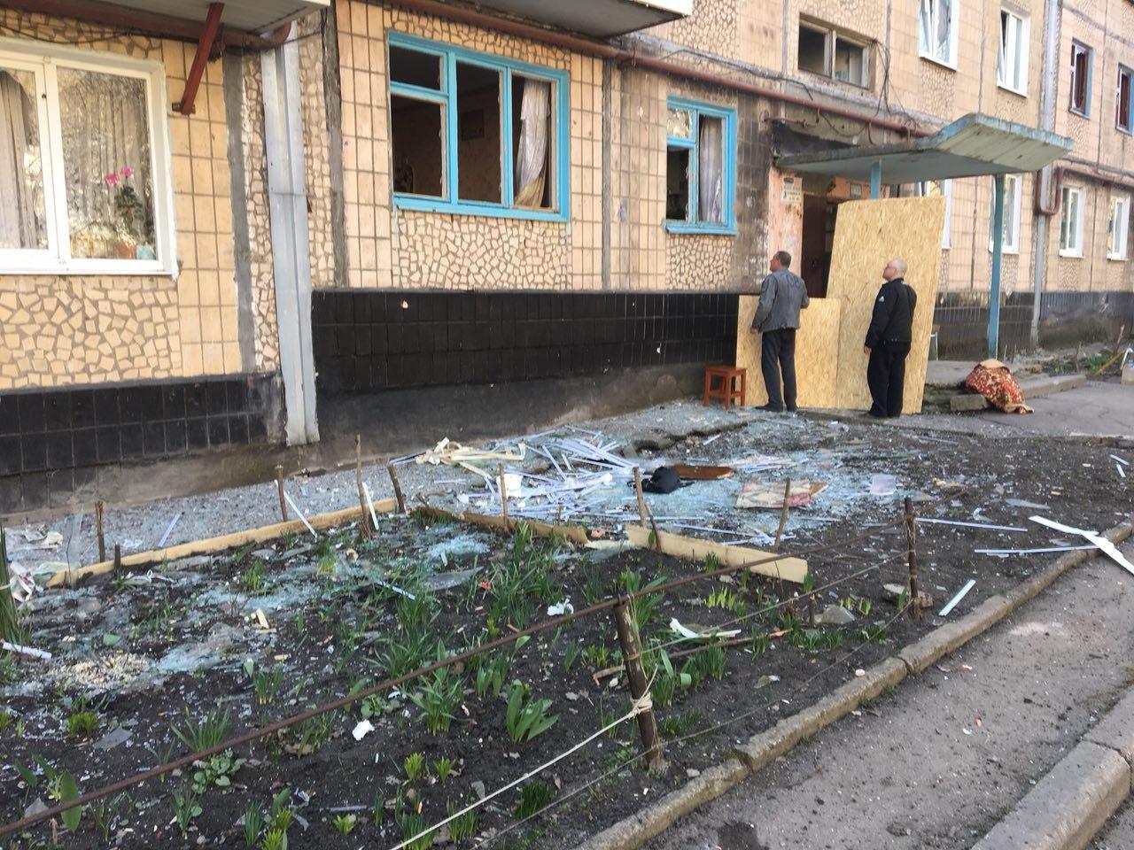 Сводка о событиях в ДНР и ЛНР за неделю 07.04.18 - 13.04.18