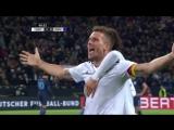 Lukas Podolski goal vs England