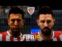 FIFA 19 - NEW ATLETIC BILBAO PLAYER FACES