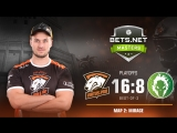 VP 1:1 Fragsters, bo3. Bets.net Masters