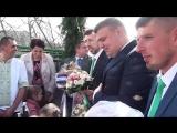 6-викуп нареченої Марянки-весілля-в Галичі Міша та Маряна 21 10 2017р