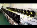 GY-X4-1 4x25W LED Super Beam