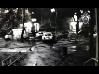 Видео, снятое за секунды до убийства студентки в Кузьминках