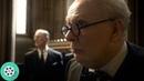 Уинстон Черчилль собирает совет министров. Тёмные времена (2017) год.