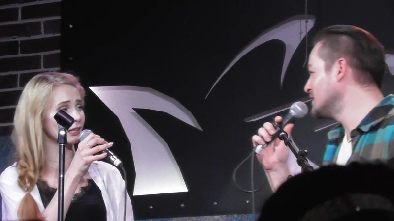 Андрей Бирин, Дарья Январина - дуэт из мюзикла Зорро, Любовь, которой не бывать