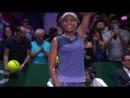 2017 WTA Finals Semifinals Винус Уильямс Каролин Гарсия