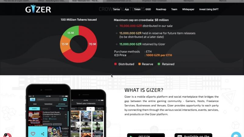 Scam Alert №5 - SwissBorg, Gizer, DropDeck, MarkSpace, Walnuts