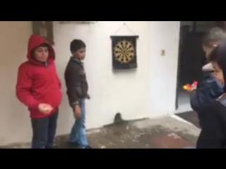 Nabila Kilani et ses enfants de Gaza son école de soutien et de loisirs pour enfants démunis à Gaza