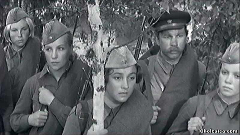 А зори здесь тихие 1-2 (1972)
