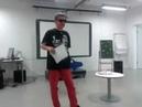 моё вчерашнее выступление на Свободном микрофоне