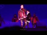 [Фанкам] 180219 2PM - Heartbeat (Фокус на Уёна) @ 2018 PyeongChang Winter Olympic Headliner Show