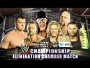 No Way Out 2009 Elimination Chamber Match For The WWE Championship Full HD