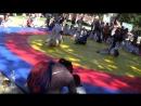 День физкультурника Выступление в Детском парке