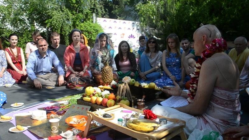 Астро-фестиваль 2018, Махалакшми ягья 2, О процветани
