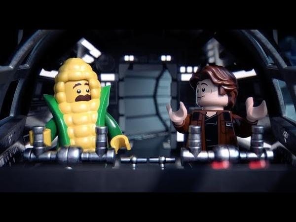 Corn Cob Cockpit - LEGO Star Wars - Choose Your Co-Pilot