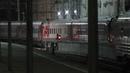 Электровоз ЧС7 261 со скорым поездом № 109В Москва Анапа
