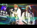 Guns'n'Roses Elton John - November Rain [MTV VMA 1992]