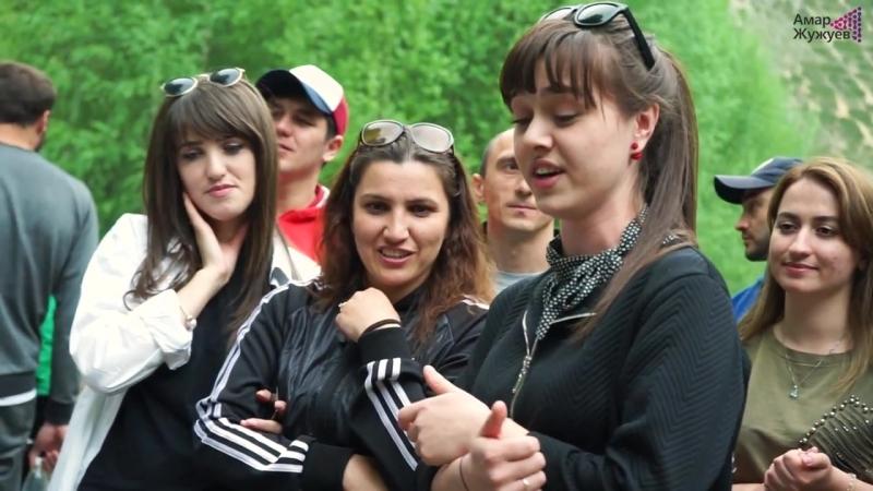 Circassian music Адыгэ Уэрэд Къэбэрдей