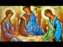,,День Святой Троицы , автор и исп. Ольга Скрябина.