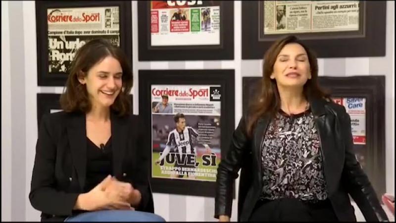 Sirene la serie tv Rai Maria Pia Calzone e Valentina Bellè