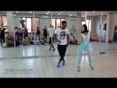 Alain Rueda Katerina Mik | Musicality workshop - Rhythms | Vladivostok, Russia 2018