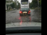 Гомель после дождя