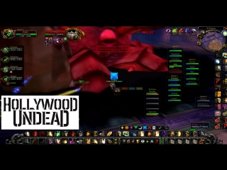 Guild Wow Hollywood Undead TBC 2.4.3 Ahn'Qiraj 40 C'Thun
