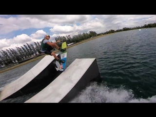 TS transfer 180 tail tap pretz 360 out by Dominik Guehrs