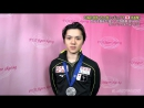 2018/01/27 4CC FS interview Olympic message blue0201402015