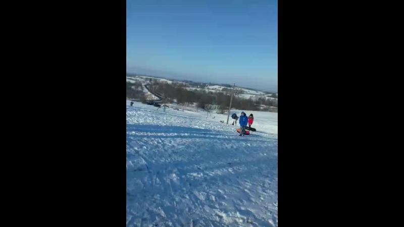 лыжи малые бобры
