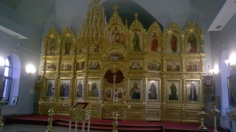 Иоанно-Предтеченский храм Стерлитамак, Строителей 73