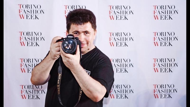 Фотограф в Италии на неделе моды в Турине 2018 Интервью