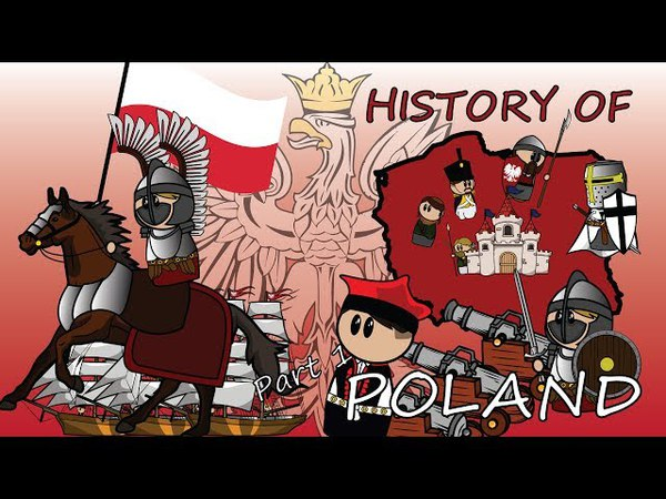 The Animated History of Poland   Part 1