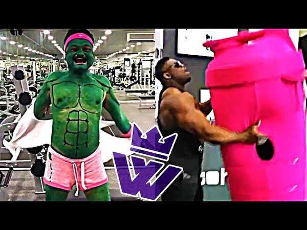 BEST FUNNY FITNESS Compilation 2018!!