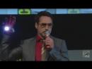Dancing Comic-Con Intro