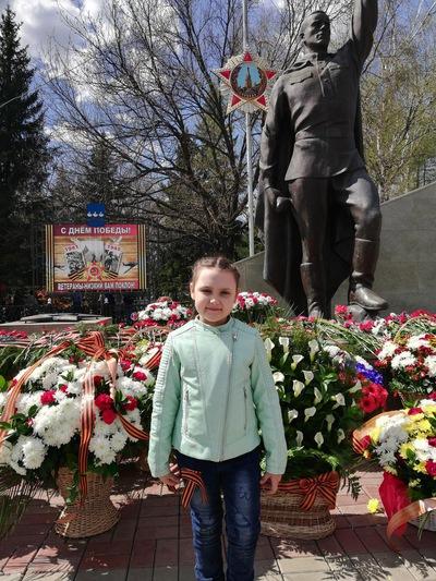 Екатерина Нагорная