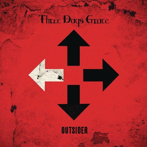 Three Days Grace альбом Outsider