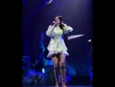 Lana Del Rey – National Anthem (Live @ «Valley View Casino Center» / «LA To The Moon Tour»)