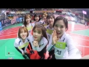 · Message · 180214 · OH MY GIRL · Сообщение для зрителей MBC Idol Star Athletics Championship ·