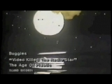 The Buggles - Video Killed The Radio Star (MTV Music Television) 1 August 1981