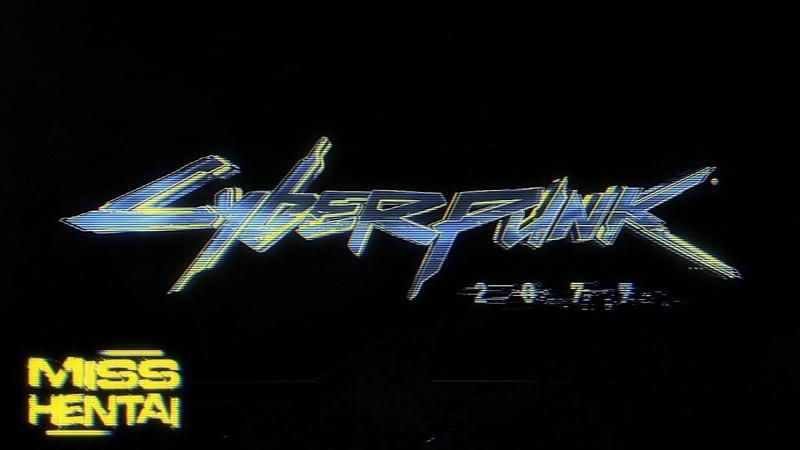Cyberpunk 2077 (Boys Noize - Overthrow)   Music Visualization🖤🎶💎