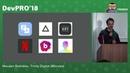 Михаил Вайсман TensorFlow как приготовить приложение с распознаванием фото за 30 минут