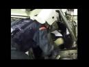 Страшная авария на дороге, Жестокое ДТП, перелом бедра. Car Crash Compilation Последствия скорости