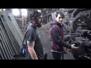 Exploring a big Abandoned Industrial factory with a furnace