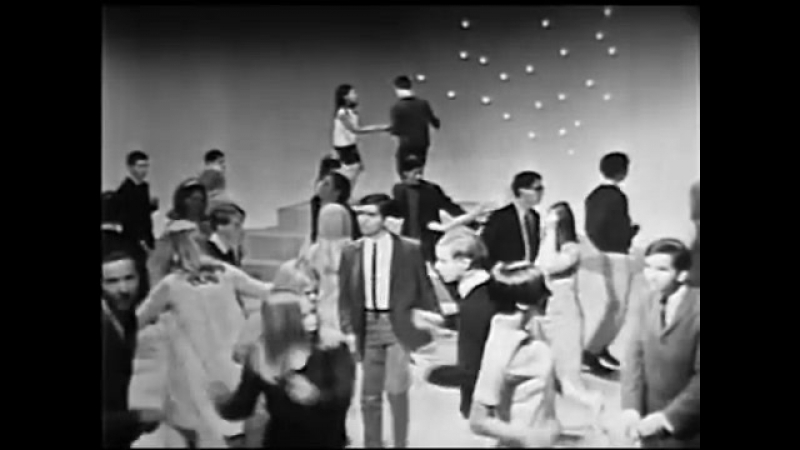 American Bandstand 1967 Somebody To Love Jefferson Airplane
