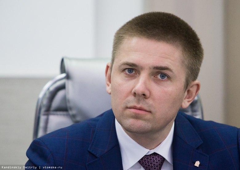 Мэр Томска Кляйн представил своих новых заместителей