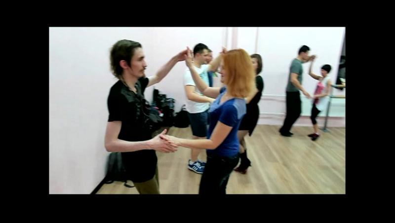 Открытый урок в школе Danza Libre