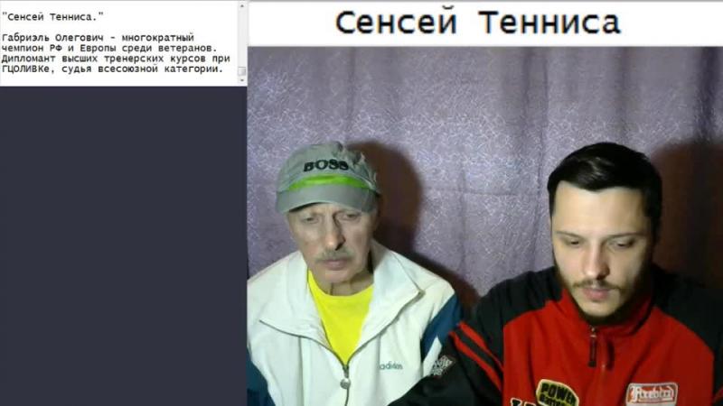 Сенсей Тенниса №3. Ветеранский Теннис. . • ° спорт Теннис Москва тренер sport Tennis