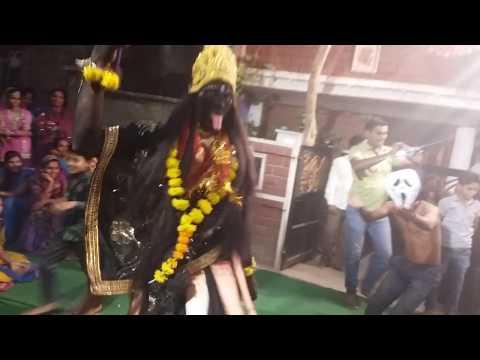 Kali Kali Amavas Ki Raat Me   Kali mata   kali nikli kaal bhairav ke sath me   Navdurga Special